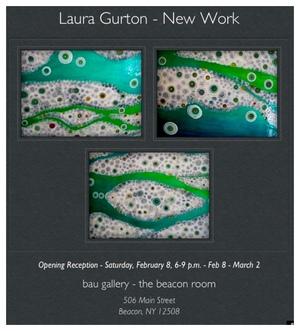 New Work - BAU Gallery, Beacon NY