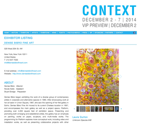 ART MIAMI - CONTEXT 2014