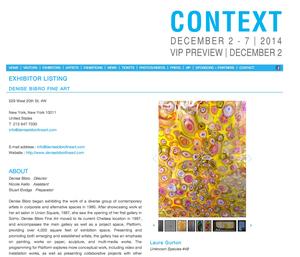 ART MIAMI - CONTEXT 2014