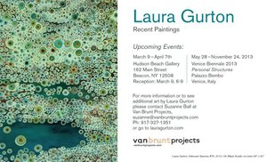 Recent Paintings - Laura Gurton