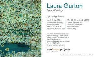 Recent Paintings - Laura Gurton