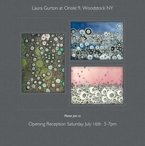 Laura Gurton at Oriole 9