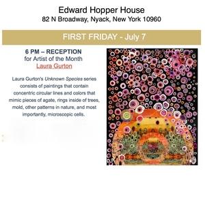 Edward Hopper House - Artist of the Month