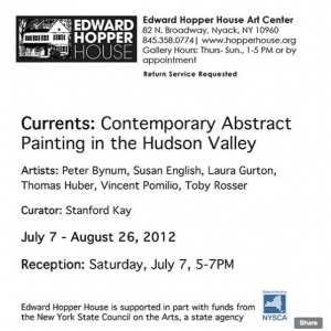 Group Show at the Edward Hopper House